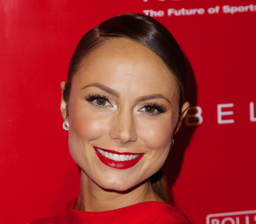 Stacy Keibler: Pregnant with First Child?