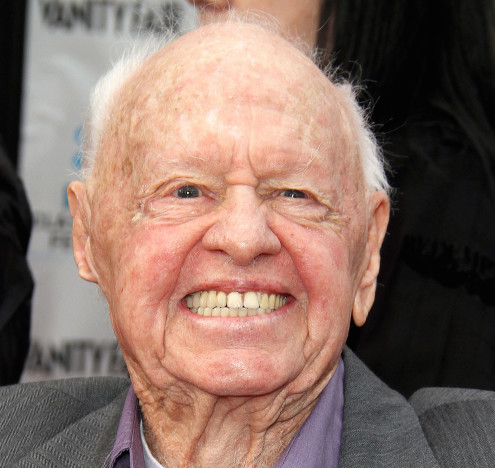 Mickey Rooney Picture