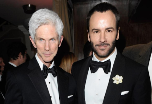 Tom Ford, Richard Buckley