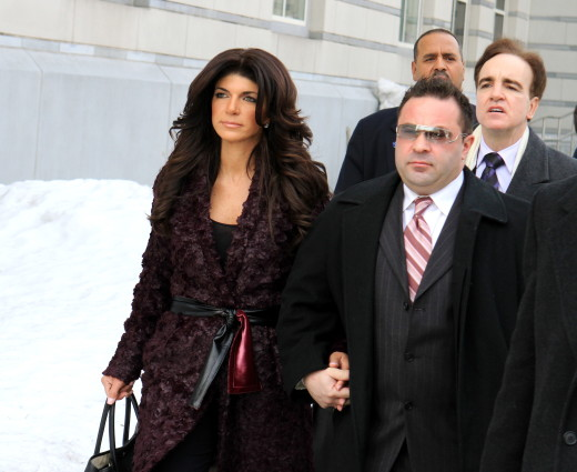 Teresa and Joe Giudice Head to Court