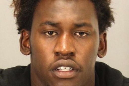 Aldon Smith Mug Shot
