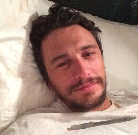 James Franco Selfie