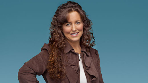 Michelle Duggar Smiling Photo