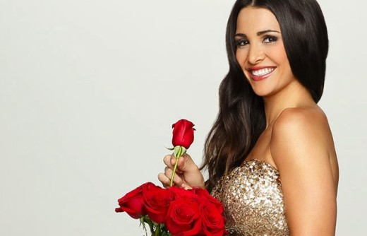 Andi Dorfman as ABC's The Bachelorette