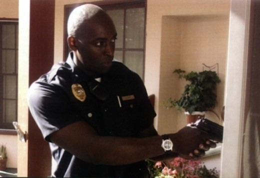 Michael Jace on The Shield