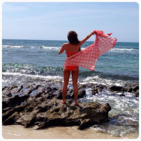 Michele Bikini Body