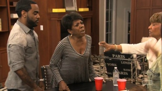 Kandi's Mom Fights Todd's Mom