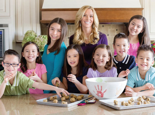 Kate Gosselin, Kids Photo