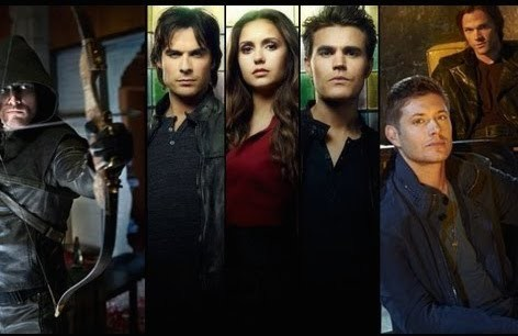 CW shows