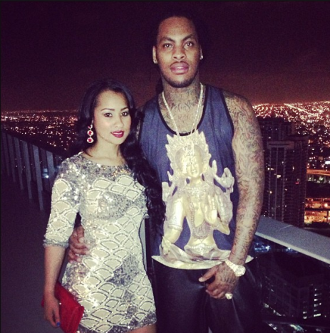 Waka Flocka Flame, Tammy Rivera