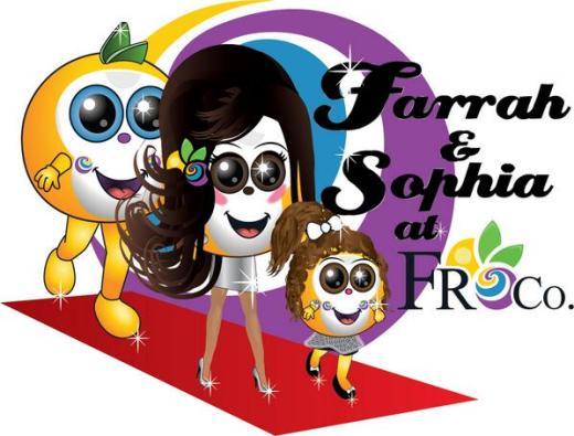 Farrah Abraham Mascot