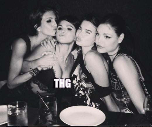 Selena Gomez Nipple Slip
