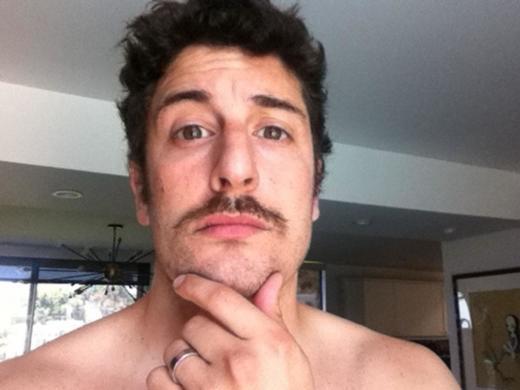 Jason Biggs Selfie