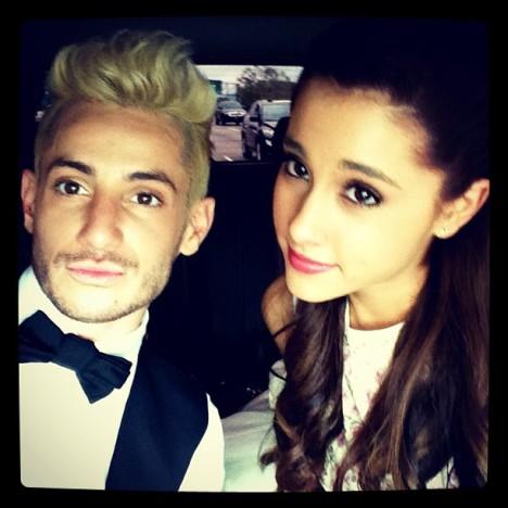 Ariana Grande, Frankie Grande