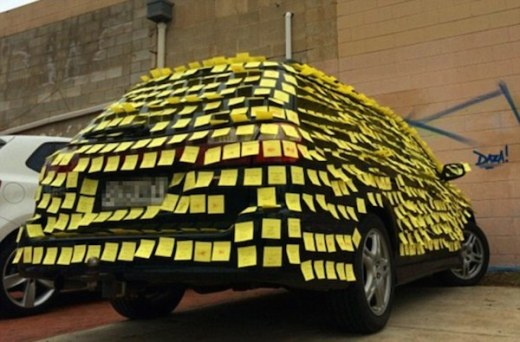 Post-It Proposal