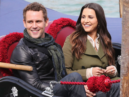 Nick Viall and Andi Dorfman Photo
