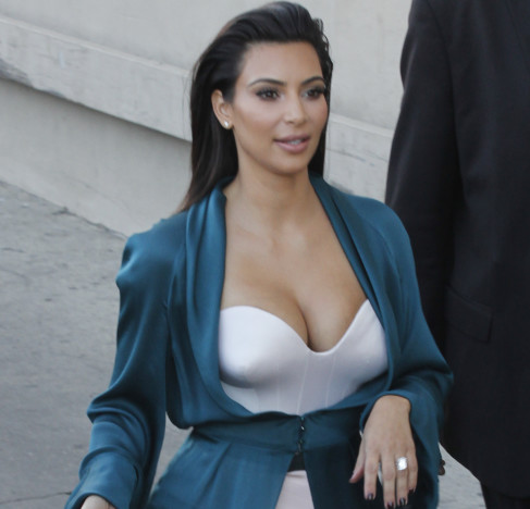 Kim, HUGE BOOBS