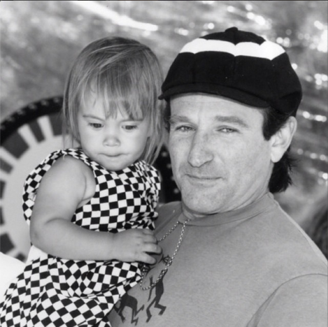 Robin Williams, Daughter