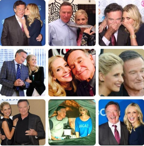 Robin Williams Photo Montage