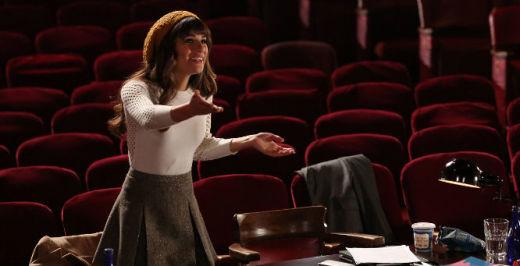 Rachel on Glee