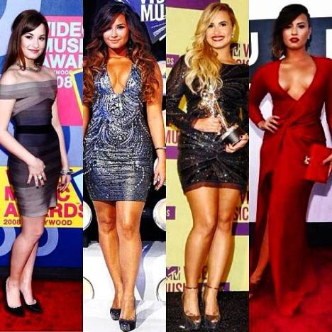 Demi Lovato Facebook Photos