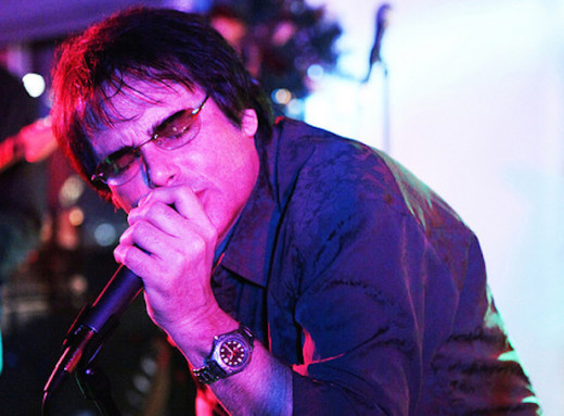 Jimi Jamison on Stage