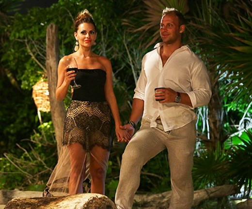 Michelle Money and Cody Sattler