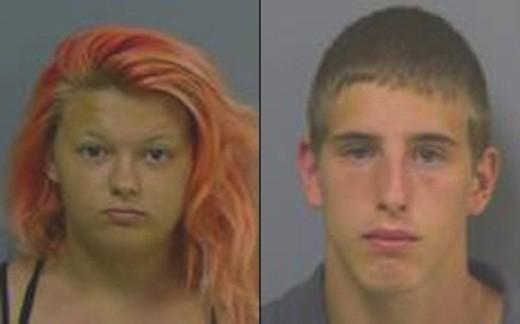 Florida Teens Mug Shots