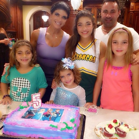 Teresa as well as Joe Giudice: Fighting Over Plans For Final Yuletide Together