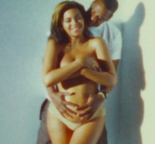 Jay Z and Beyonce Nude