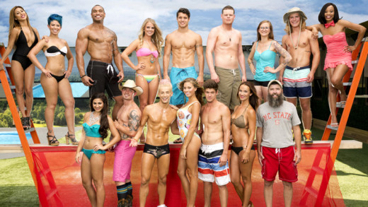 Big Brother 16 Cast