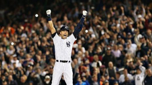 Jeter rules