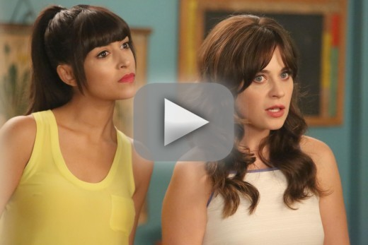 New Girl Season 4 Episode 3 Recap: Trashy Ashley and the Sponge Salesmen