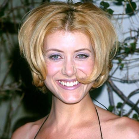 Kate Walsh Throwback Hair