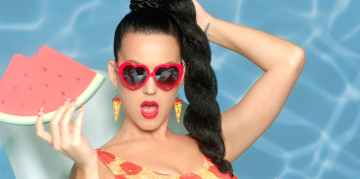 Katy Perry Video Still