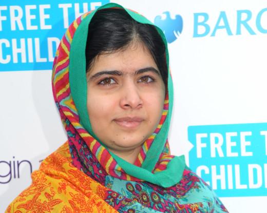 Malala Yousafzai Picture