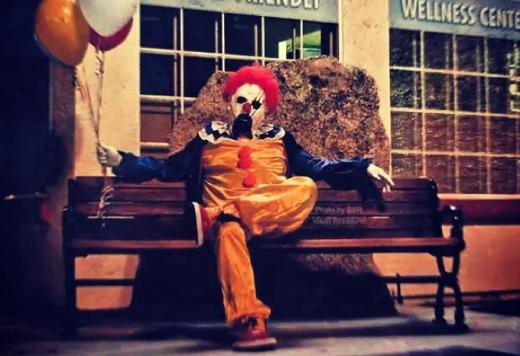 Wasco, California Clown