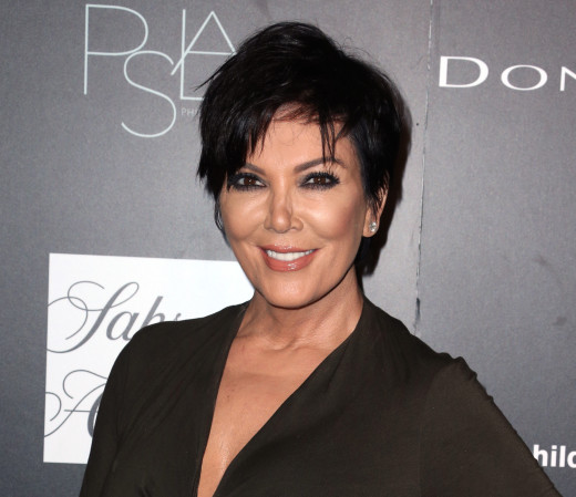 Kris Jenner Red Carpet Shot