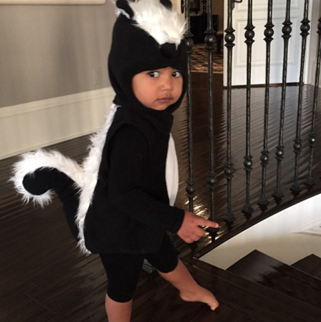 North West Halloween Costume