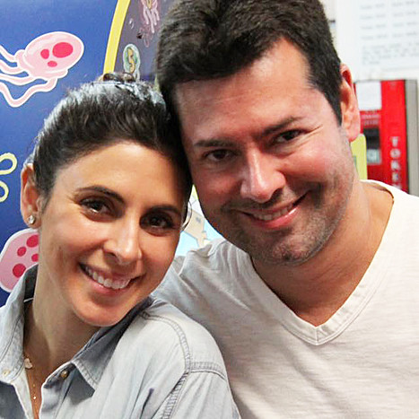 Jamie-Lynn Sigler and Brother