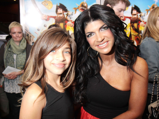 Gia Giudice upon Parents' Impending Prison Sentence: We'll Be Fine!