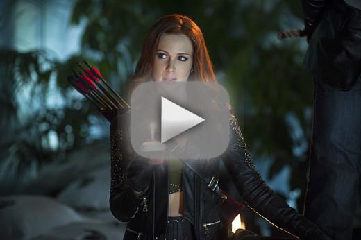 Arrow 7x03 Promo