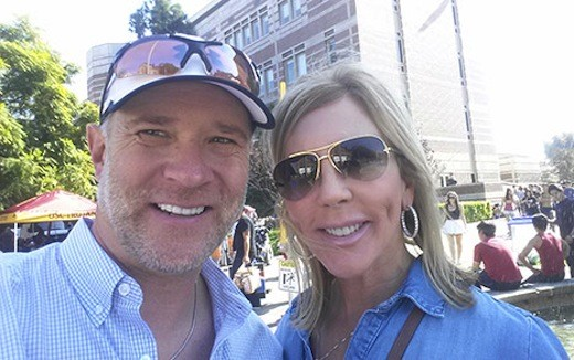 who is brooks from real housewives of oc dating Is real housewives of orange county's vicki gunvalson seriously getting back together with brooks ayers.