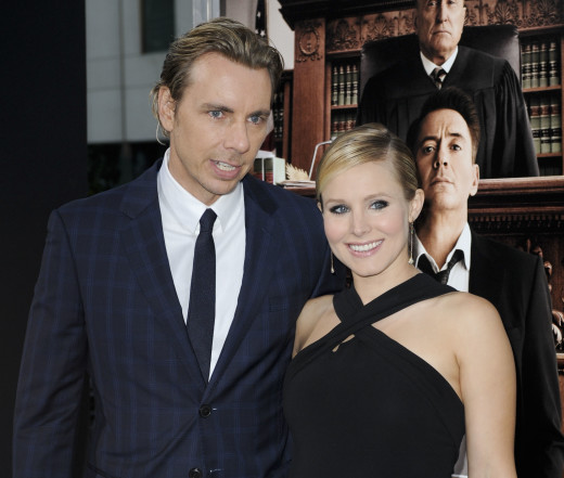 Dax Shepard and Kristen Bell Picture