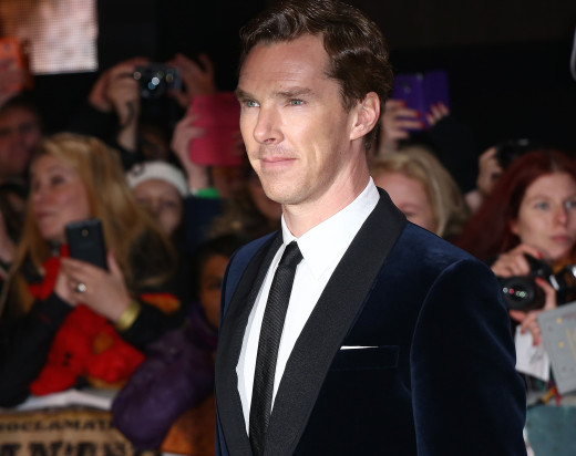 Benedict Cumberbatch Apologizes for Use of Racist Term: I'm an Idiot…