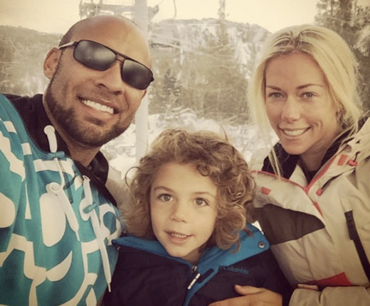 Kendra Wilkinson-Baskett and Family