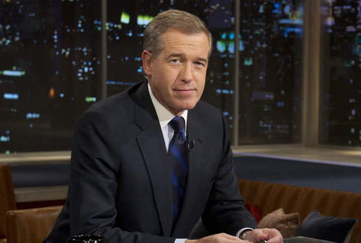 Brian Williams on NBC