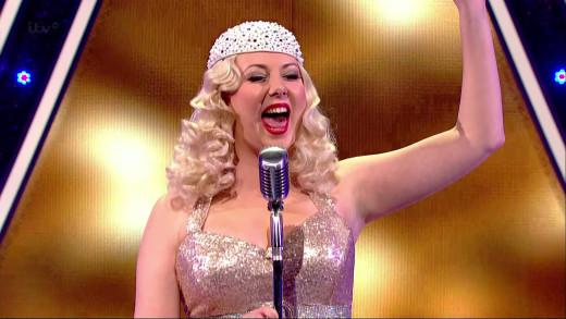 Christina Aguilera in Britain