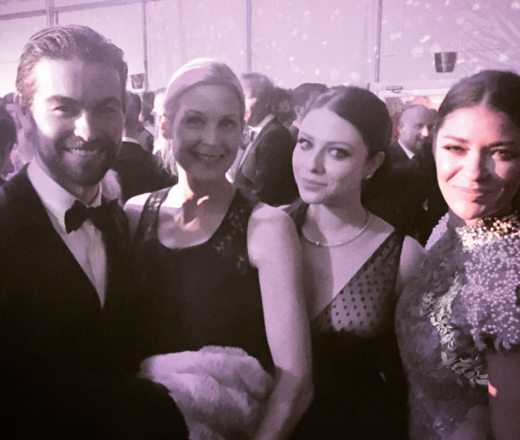 Gossip Girl Cast Reunion