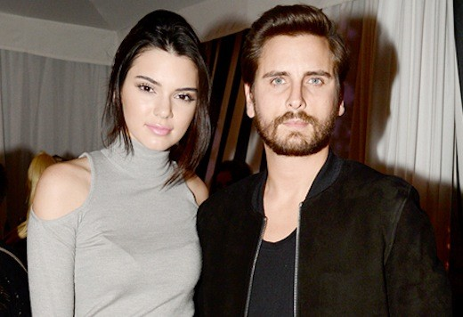 Scott Disick and Kendall Jenner